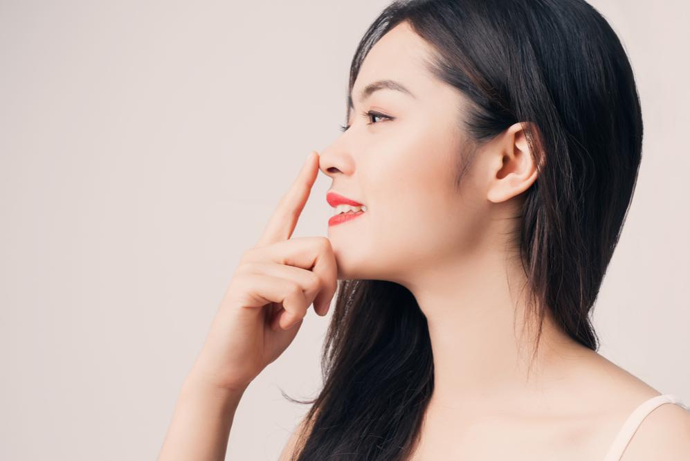 Aufbau & Funktion unserer Nase